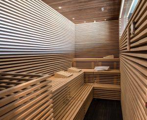 Sauna im Grandhotel Hessischer Hof