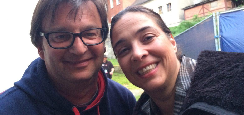 Michael Angerer und Birgit Hass