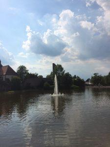 Burgweiher in Dreieich
