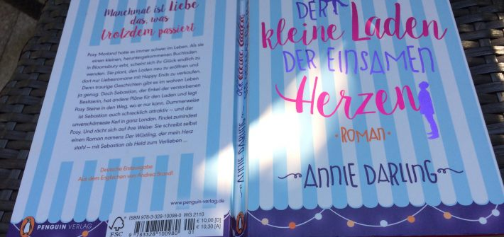 Written by Annie Darling
